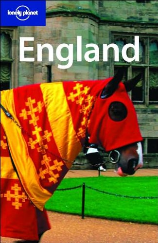 9781741045673: Lonely Planet England (Country Guide)