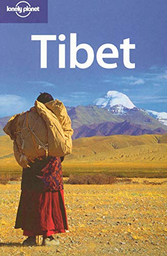 9781741045697: Tibet (Lonely Planet Country Guide)