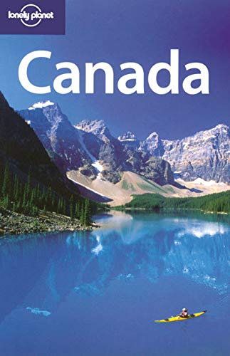 9781741045710: Lonely Planet Canada (Country Guide)