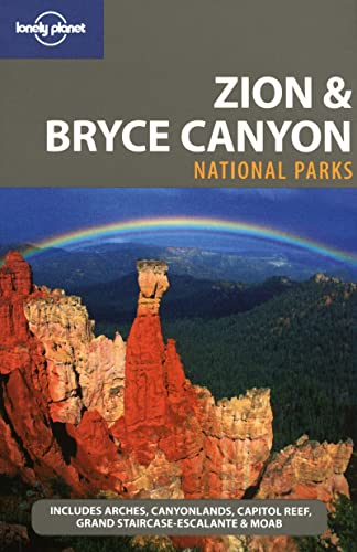9781741045741: Lonely Planet Zion & Bryce Canyon National Parks (Travel Guide)