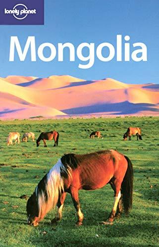 Lonely Planet Mongolia (Country Travel Guide): Michael Kohn