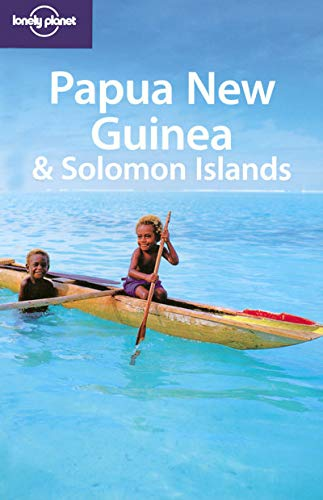 9781741045802: Papua New Guinea & Solomon Islands (Country Travel Guide)