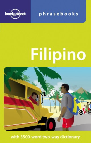 9781741045819: Filipino (Tagalog): Lonely Planet Phrasebook