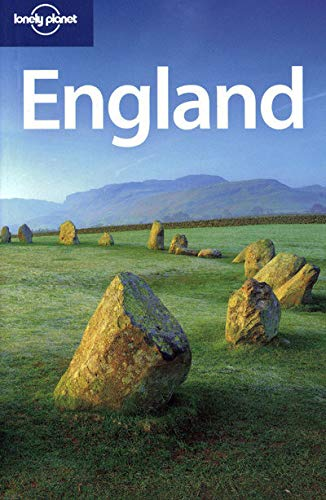 Lonely Planet England (Country Guide): David Else, Oliver
