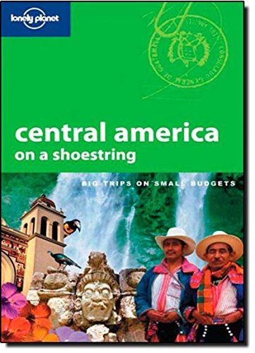 9781741045963: Central America OAS 6 (On a shoestring)