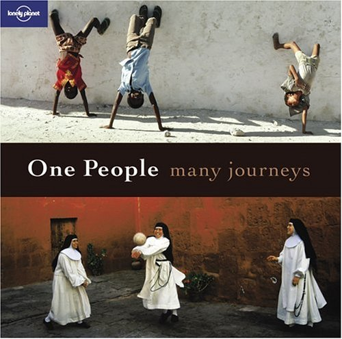 9781741046007: Lonely Planet One People (General Pictorial)