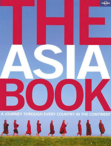 9781741046014: The Asia Book (General Pictorial)