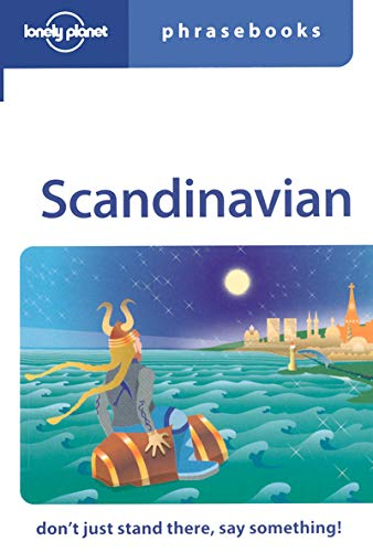 9781741046038: Lonely Planet Scandinavian Phrasebook
