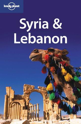 9781741046090: Syria & Lebanon. Ediz. inglese