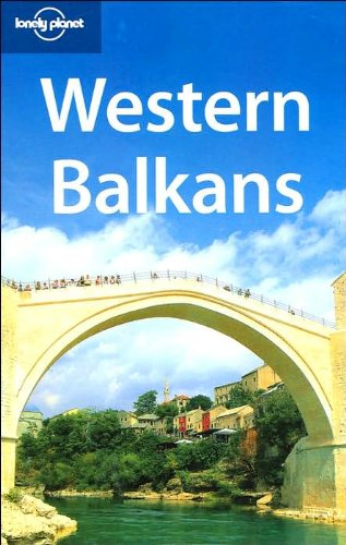 9781741046106: Lonely Planet Western Balkans (Multi Country Guide)