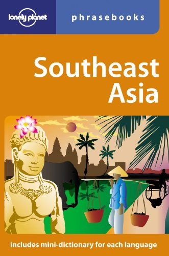 9781741046328: Southeast Asia: Lonely Planet Phrasebook