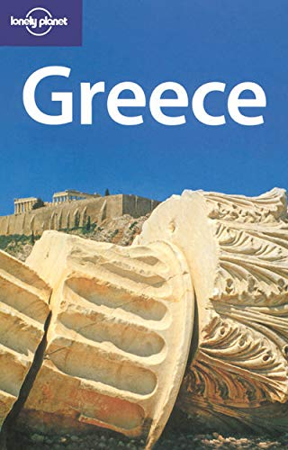 9781741046564: Lonely Planet Greece (Country Guide)