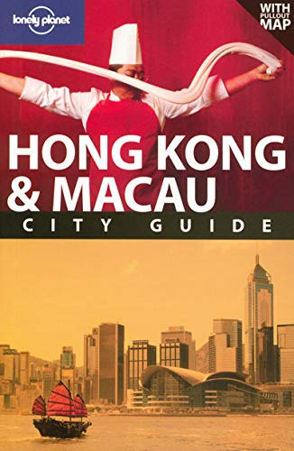 9781741046656: Hong Kong & Macau 13 (City guide)