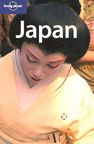 9781741046670: Lonely Planet Japan (Country Guide)