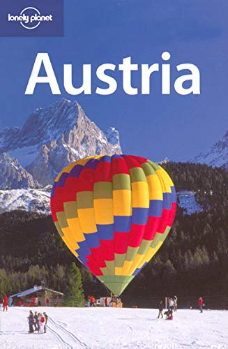 9781741046700: Lonely Planet Austria (Country Travel Guide)