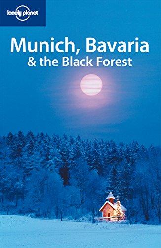 9781741046717: Munich, Bavaria & the Black Forest (Regional Travel Guide)
