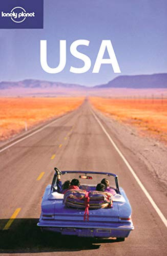 9781741046755: Lonely Planet USA (Country Guide)