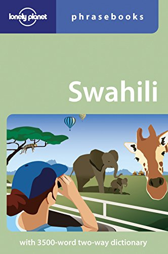 9781741047059: Swahili (Lonely Planet Phrasebooks)