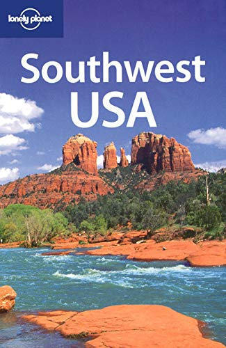 9781741047134 Lonely Planet Southwest Usa Regional Travel Guide