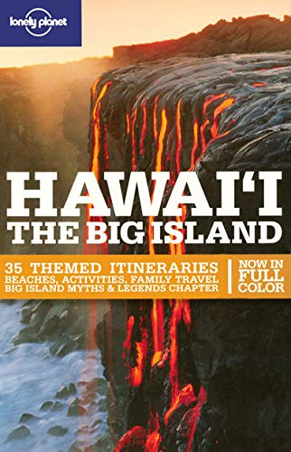 9781741047158: Lonely Planet Hawaii: The Big Island (Regional Travel Guide)