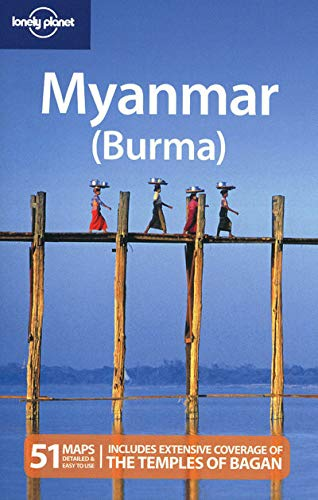 9781741047189: Lonely Planet Myanmar (Burma) (Country Travel Guide)