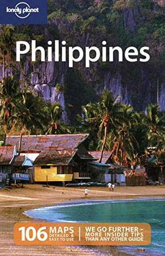 9781741047219: Lonely Planet Philippines (Country Travel Guide)