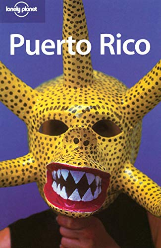 9781741047233: Lonely Planet Puerto Rico (Regional Travel Guide)