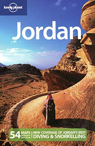 Jordan (Lonely Planet Jordan) 9781741047387 Nobody knows Jordan like Lonely Planet. Our 7th edition will help you discover the magic of this ancient land - whether it be basking in the sun-drenched glory of Petra, exploring the desert citadels, getting off the beaten track on a camel safari or simply sipping a bittersweet cardamom-flavored coffee. Lonely Planet guides are written by experts who get to the heart of every destination they visit. This fully updated edition is packed with accurate, practial and honest advice, designed to give you the information you need to make the most of your trip. In This Guide: Extended coverage of Petra and Wadi Rum Full-color Outdoor guide covering hiking, camel trekking, cycling and more Unique Green Index highlights the best eco-tourism options