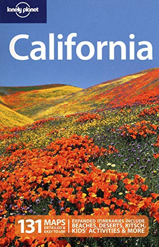 California (Lonely Planet Country & Regional Guides): Sara Benson, Alison