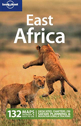 9781741047691: East Africa 8 (Country Regional Guides)