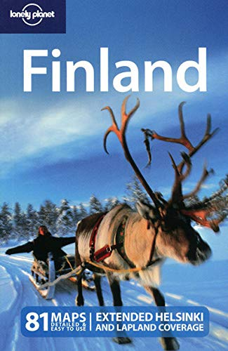 9781741047714: Finland 6 (Country Regional Guides)