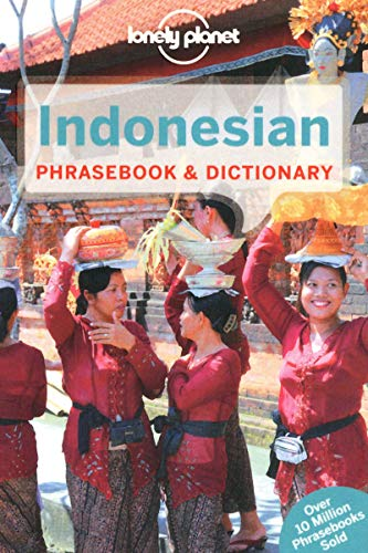 9781741047721: Lonely Planet Indonesian Phrasebook & Dictionary