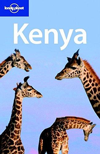 Lonely Planet Kenya (Country Travel Guide): Matthew Firestone; Stuart Butler; Paula Hardy; Adam ...