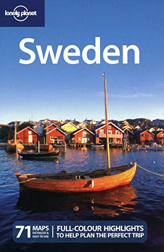 9781741047752: Sweden 4 (Country Regional Guides)