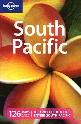 9781741047868: South Pacific 4 (Lonely Planet Multi Country Guides)