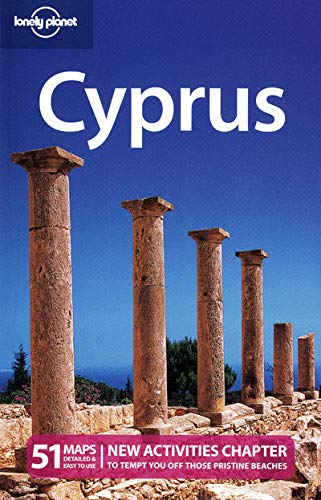 Lonely Planet Cyprus (Country Travel Guide): Vesna Maric