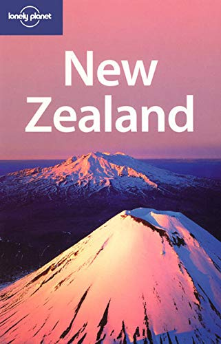 9781741048162: New Zealand (Lonely Planet Country Guides)