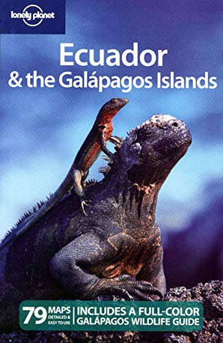9781741048285: Ecuador & the Galapagos Islands (Country Travel Guide)