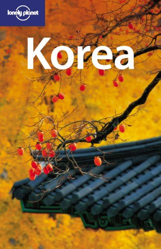 9781741048315: Korea (inglés) (Lonely Planet Country Guides)