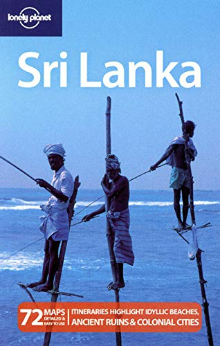 9781741048353: Lonely Planet Sri Lanka (Country Travel Guide)