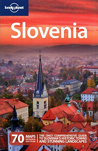 Lonely Planet Slovenia (Country Travel Guide): Steve Fallon