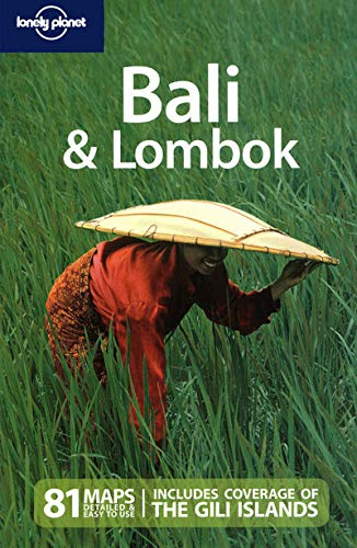 9781741048643: Lonely Planet Bali & Lombok (Regional Guide)