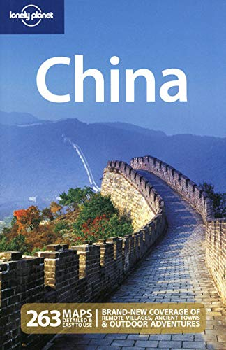 9781741048667: Lonely Planet China (Country Travel Guide)