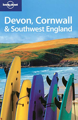 9781741048735: Lonely Planet Devon Cornwall & Southwest England (Regional Guide)