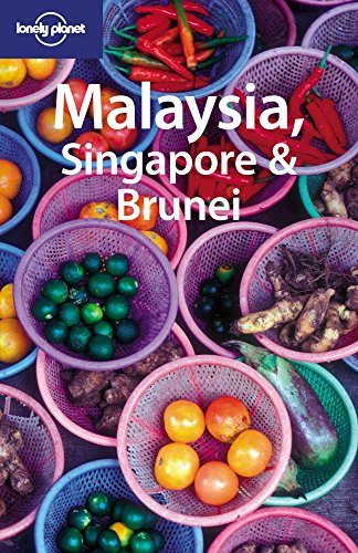 9781741048872: Malaysia Singapore and Brunei (Lonely Planet Country Guides)