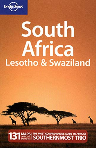 9781741048902: South Africa Lesotho & Swaziland (Country Travel Guide)
