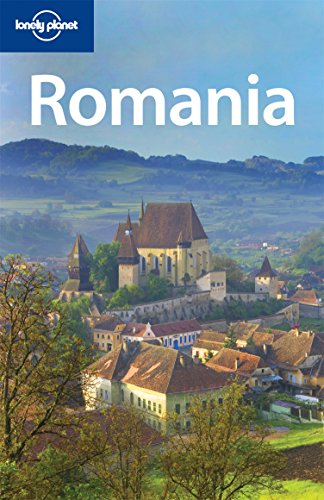Lonely Planet Romania (Country Travel Guide): Mark Baker, Leif