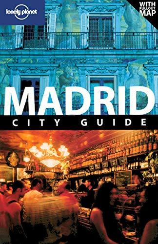 9781741048957: Madrid. Con pianta. Ediz. inglese (City guide)