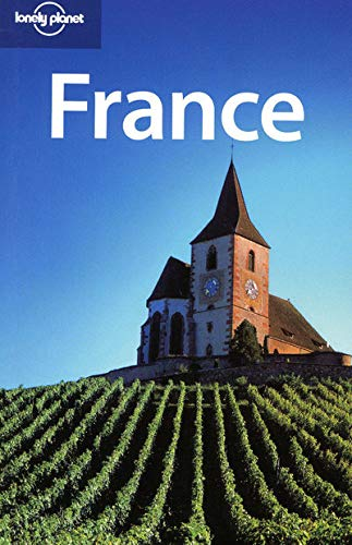 9781741049152: Lonely Planet France (Country Guide)
