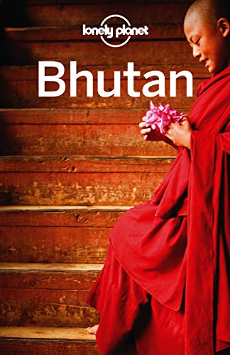 9781741049190: Lonely Planet Bhutan (Country Travel Guide)